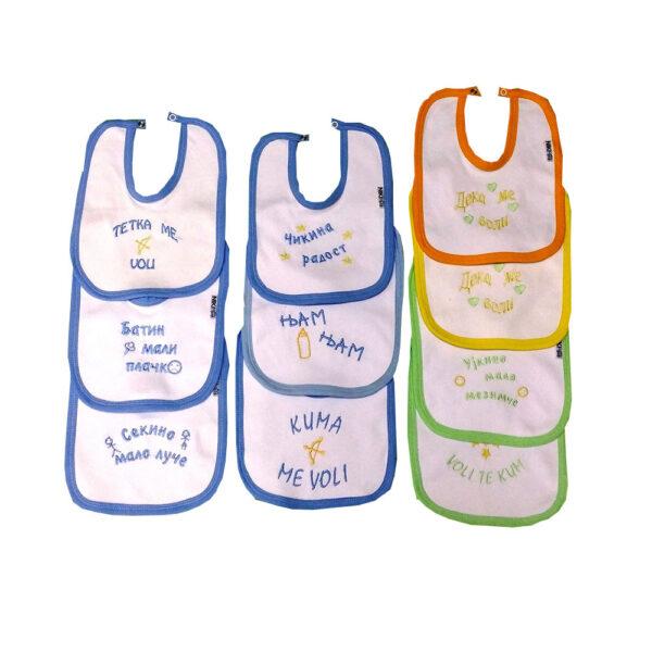 Frotir portikla za bebu