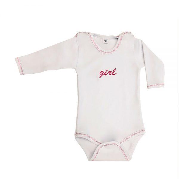 bodi za bebe dugi rukav