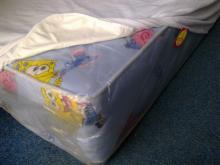Navlaka za bebi dušek sa gumom