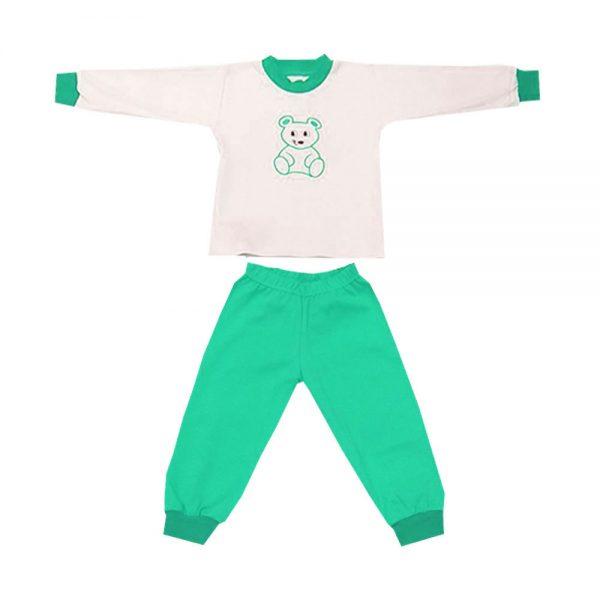Pidžamice za bebe pamučne 68