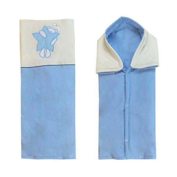 Prekrivač vreća za bebe pamuk