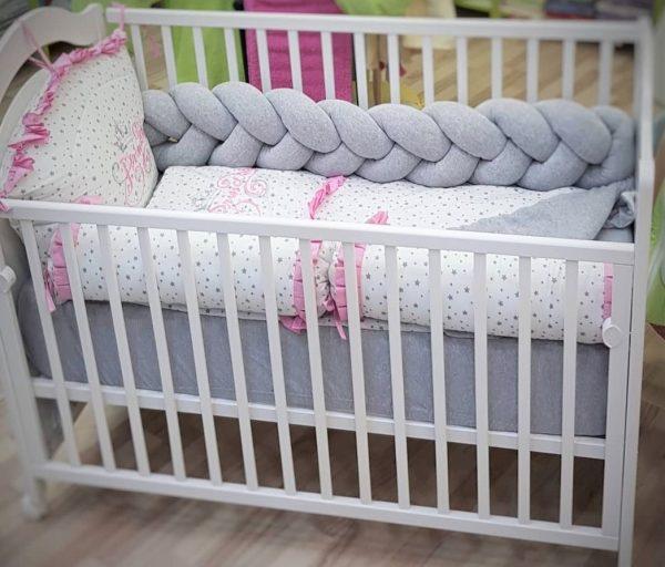 Bebi posteljina pamučna 593
