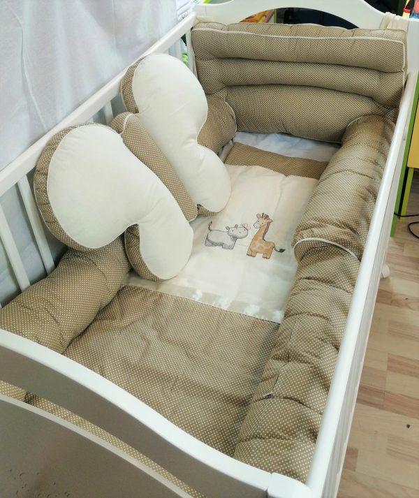 Bebi posteljine pamučne 190