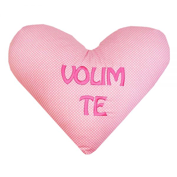 Jastuče Volim te