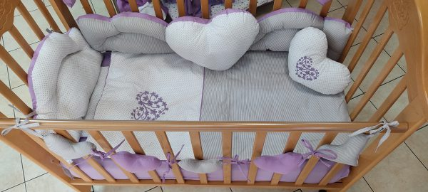 Srce bebi posteljina
