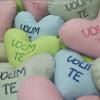 Ukrasno jastuče volim te