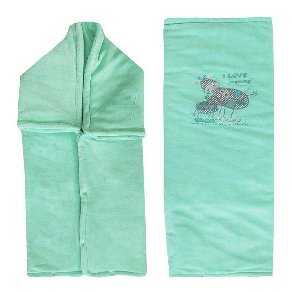 Plišana vreća prekrivač za bebe