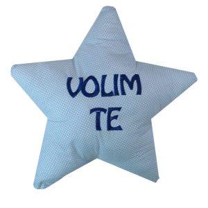 Jastuk ukrasni zvezda