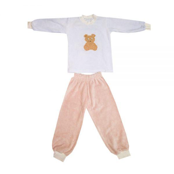 bebi pidžama pliš