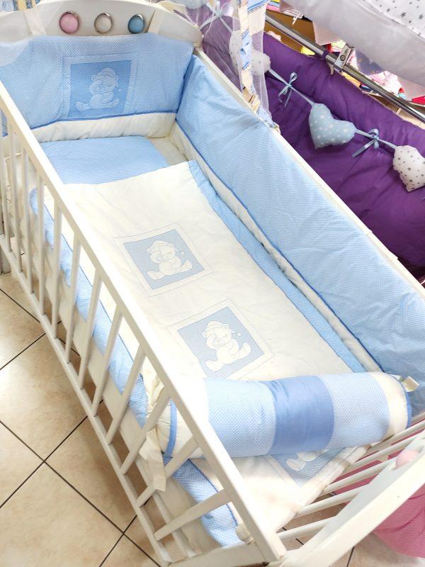 Bebi posteljina pamucna 191