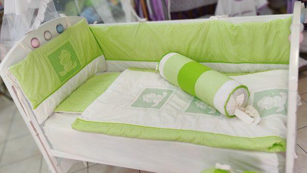 Meda bebi posteljina