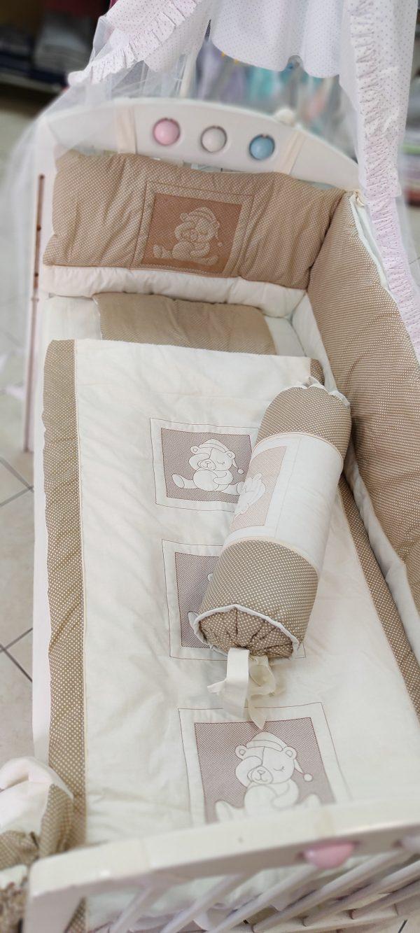 Meda pamucna posteljina