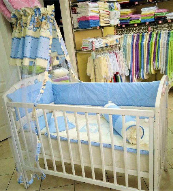 Posteljina za bebe pamucna