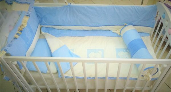 Posteljina za bebe-pamuk