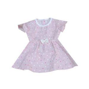 Platnena haljinica za bebe